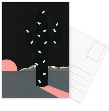 Black Sierra Nevada -Postkartenset