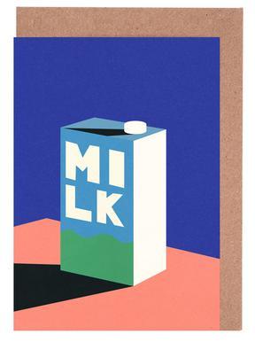 MILK Greeting Card Set