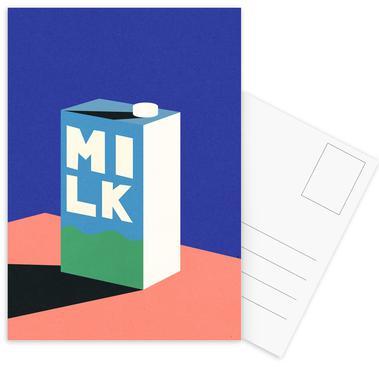 MILK -Postkartenset