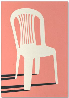 Monobloc Plastic Chair No I Notesblok