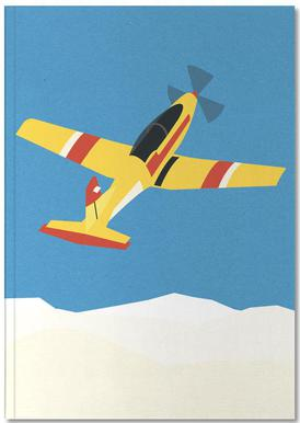Pilatus PC-7 Solo Display Notebook