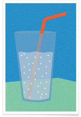 Sparkling Lemonade Plakat