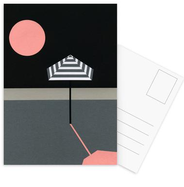 The End of Summer Postcard Set