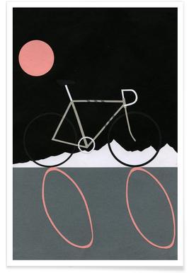 Tour de Noir Poster