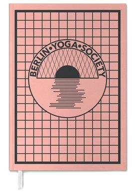 Berlin Yoga Society Personal Planner