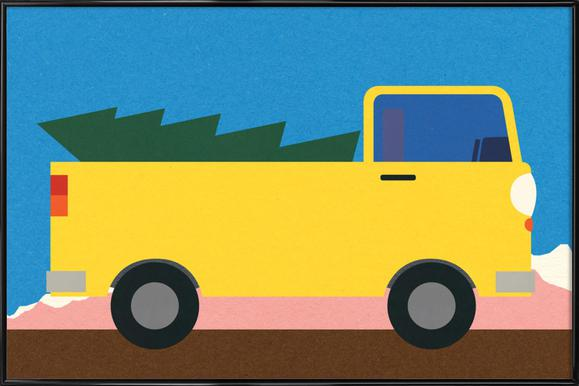 Truck & Tree