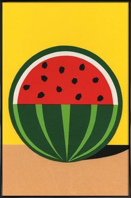 Three Quarter Melon