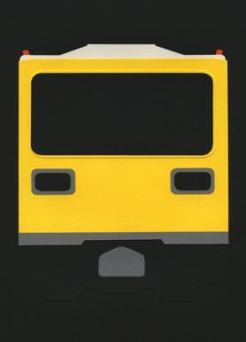 Berlin Subway Car GI E1