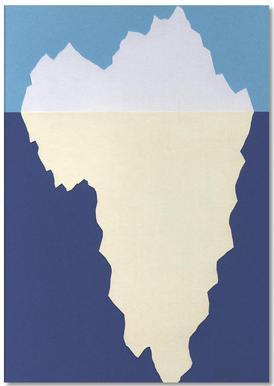 Iceberg Notepad