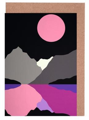 Moonlight On Lake Tenaya