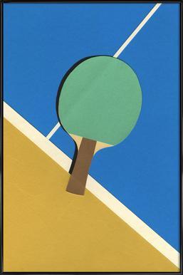 Table Tennis Team Green