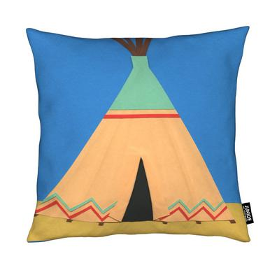 Tipi Green Red