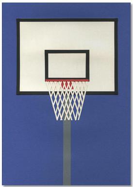 Oakland Basketball Team III -Notizblock