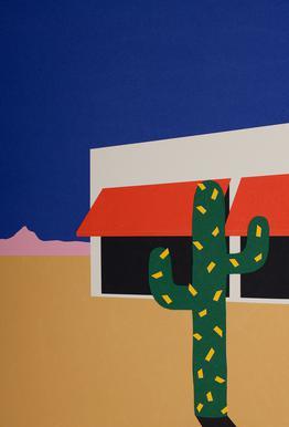 Boutique With Cactus