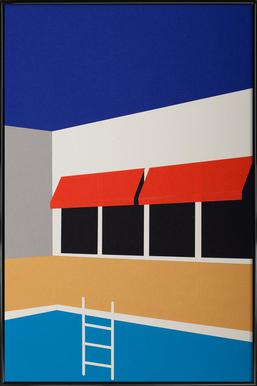 Palm Springs Pool House