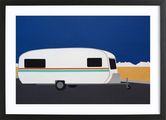 Death Valley Caravan