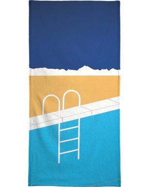 Desert Pool serviette de plage