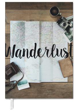 Wanderlust -Terminplaner