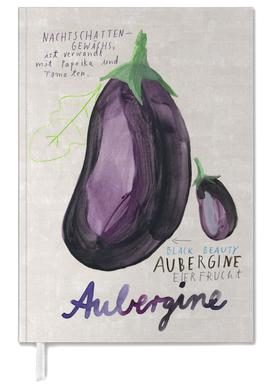 Aubergine Personal Planner