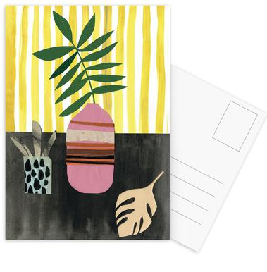 Vasen & Co. 2 ansichtkaartenset