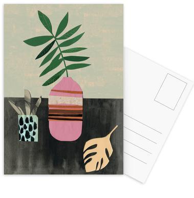 Vasen & Co. 3 ansichtkaartenset