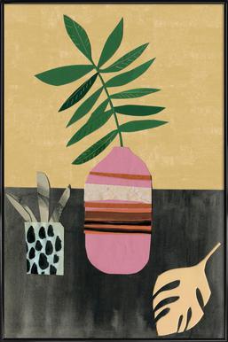 Vasen & Co. 4 Framed Poster