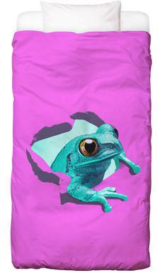 It's a frog