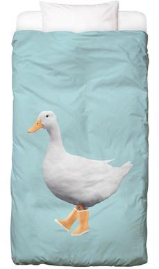 Duck Boots Kids' Bedding