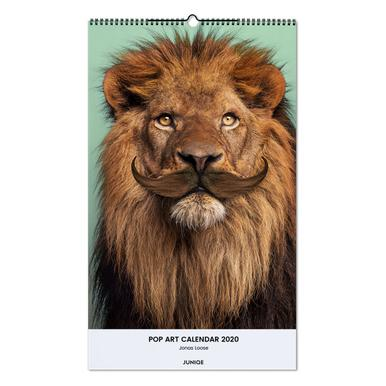 Pop Art Calendar 2020 - Jonas Loose wandkalender