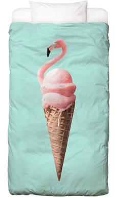 Flamingo Cone kinderbeddengoed