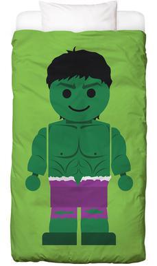 Hulk Toy kinderbeddengoed