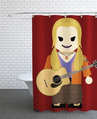 Phoebe Buffay Toy douchegordijn