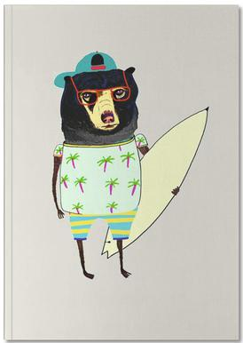 Bear Surfer