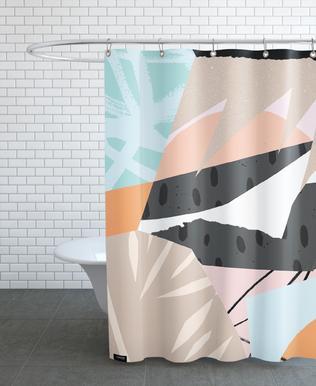 Scandi Shower Curtain