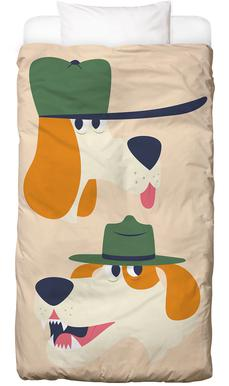 Dogs Bed Linen