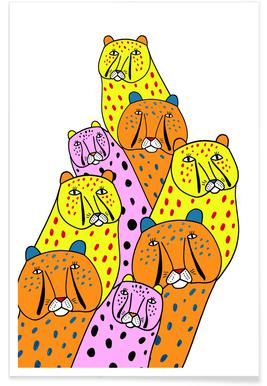 Cheetah Gang affiche