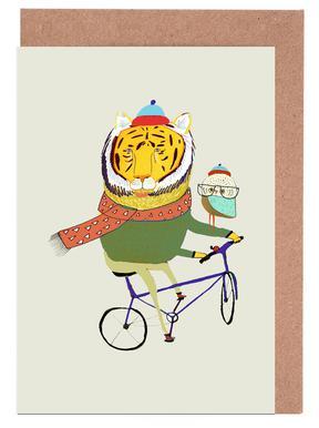 Tiger And Owl Bike
