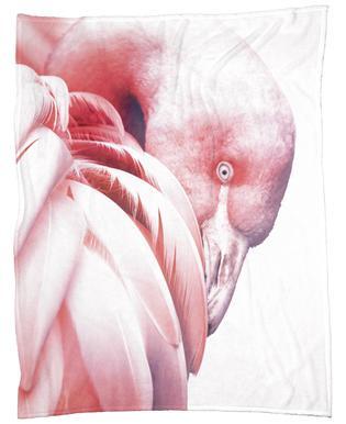 White Flamingo plaid