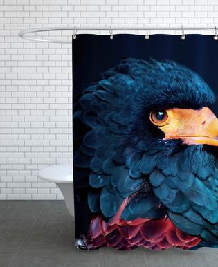 Bateleur Eagle Shower Curtain