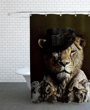 Classy Lioness Shower Curtain