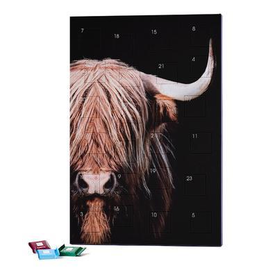 Dark Highlander 2 2019 Chocolate Advent Calendar - Ritter Sport