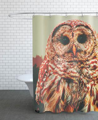 Owl 2 douchegordijn