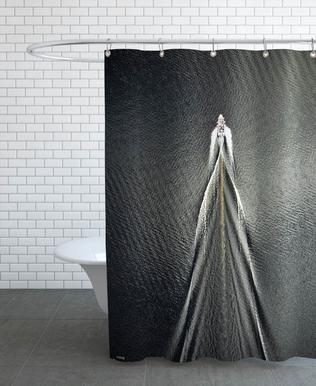 Usain Boat Shower Curtain