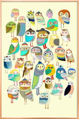 Owl Hundreds