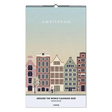 Around The World Calendar 2020 - Katinka Reinke -Wandkalender
