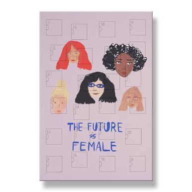 The Future is Female 2018 Chocolate Advent Calendar - Ritter Sport