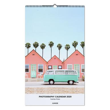 Photography Calendar 2020 - Fuentes Photo Wall Calendar