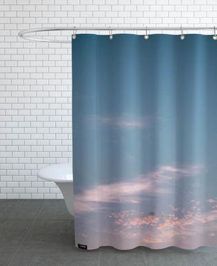 Dreamy Skies III Shower Curtain