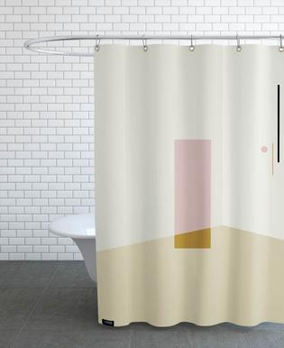 Separated 2 Shower Curtain