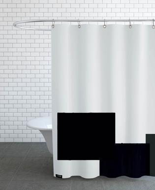 Three Dark Ones -Duschvorhang